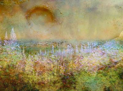 Gentle Morn Art Print by Shirley Sirois
