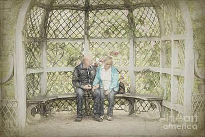 Photograph - Gentle Persuasion by Elaine Teague