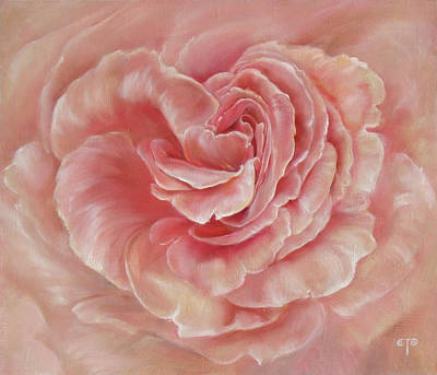 Painting - Gentle by Tanya Byrd