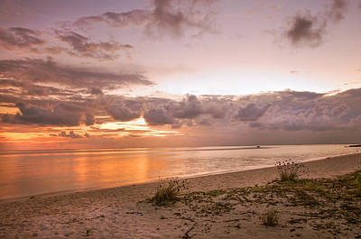 Photograph - Gentle Time Of Sunrise In Tropical Island by Jenny Rainbow