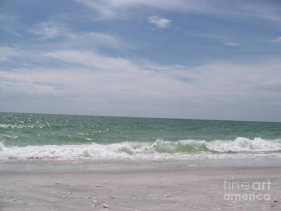 Gentle Waves Art Print by Frederick Holiday