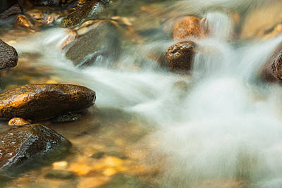 Photograph - Gently Flowing by Joan Herwig