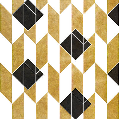 Geo Pattern IIi Art Print by South Social Studio