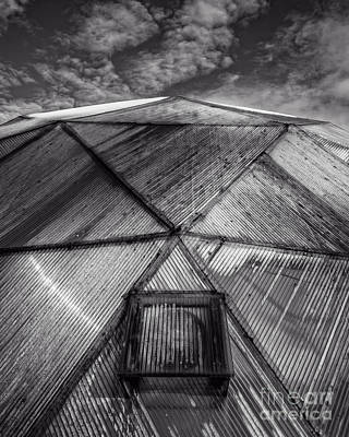 New Hampshire Photograph - Geodesic Dome by Edward Fielding