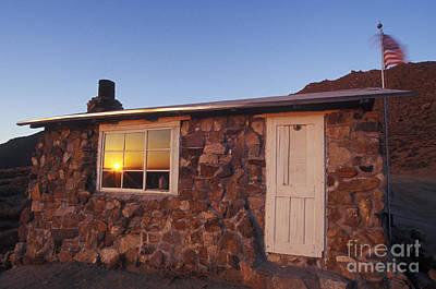 Photograph - Geologist's Cabin by Dan Suzio