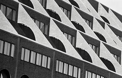 Photograph - Geometic Shapes by John Schneider