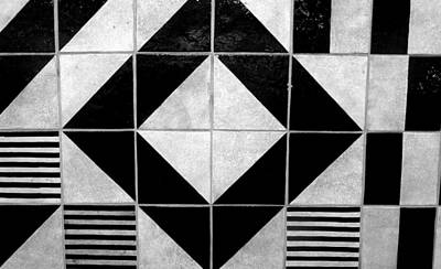 Photograph - Geometric  Design One by Caroline Stella