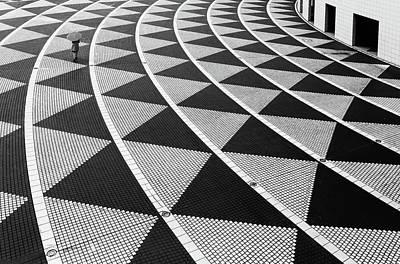 Shape Photograph - Geometric by Hiroharu Matsumoto
