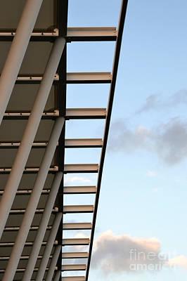 Photograph - Geometric Overhang by Darla Wood