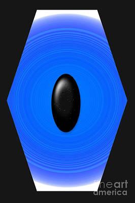Geometric Shape Abstract 7 Art Print