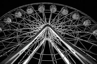 Photograph - Geometric Web By Denise Dube by Denise Dube