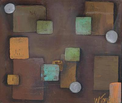 Painting - 'geometric' by Whitney Tomlin