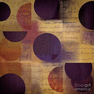 Geomix 01 - 122129082 Art Print by Variance Collections