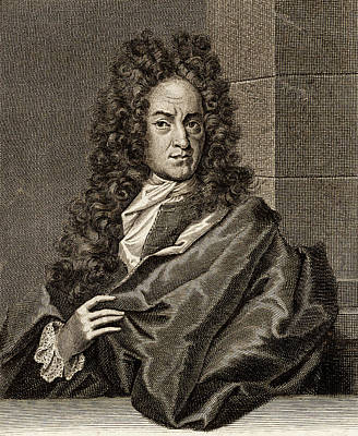 1660 Photograph - Georg Ernst Stahl by Universal History Archive/uig