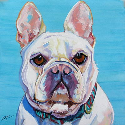 Painting - George Again by Sarah Gayle Carter