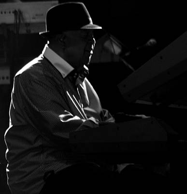 Photograph - George Duke by Achmad Bachtiar