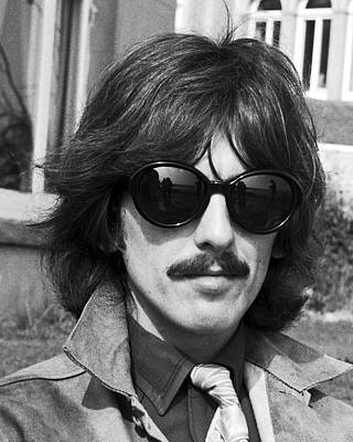 George Harrison Photograph - George Harrison Beatles Magical Mystery No.2 by Chris Walter