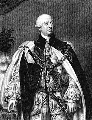 King George Photograph - George IIi by Collection Abecasis
