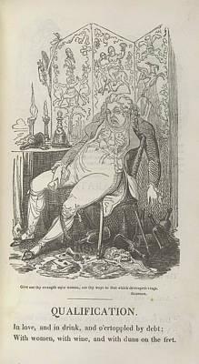 George Iv Art Print by British Library