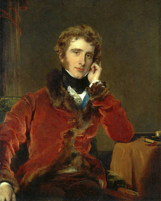 Mutual Painting - George James Welbore Agar-ellis, Later 1st Lord Dover Dover by Litz Collection