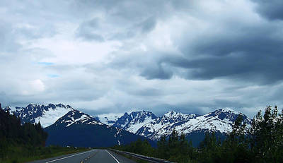 Photograph - George Parks Highway by Aimee L Maher ALM GALLERY