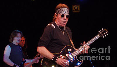 Photograph - George Thorogood by John Telfer