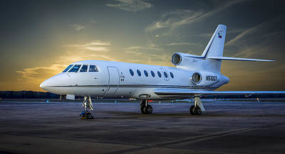 Photograph - George Turek Jet by David Morefield