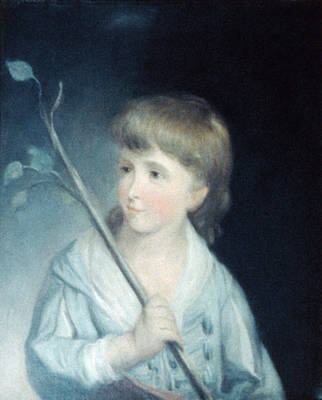Stepchild Painting - George W by Granger
