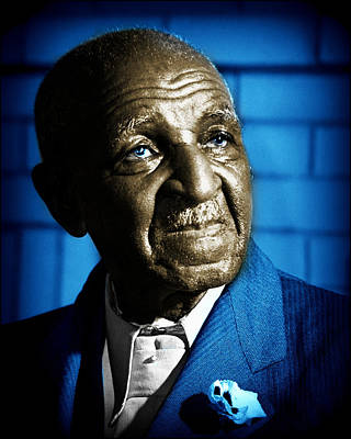 George Washington Carver Photograph - George Washington Carver by James Davis