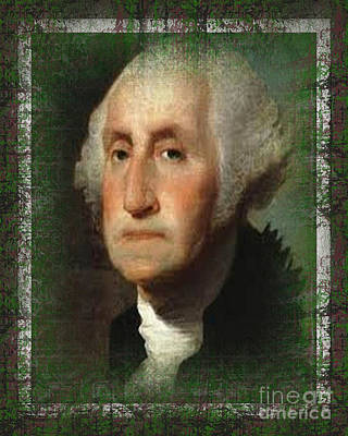 Photograph - George Washington by Don Melton