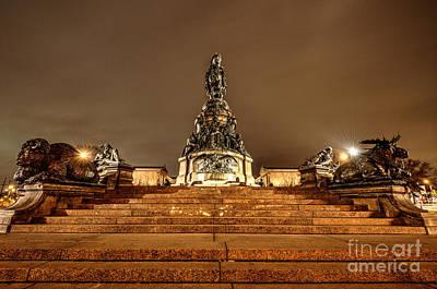 Rocky Balboa Photograph - George Washington by Mark Ayzenberg