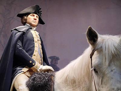 Photograph - George Washington  by Richard Reeve