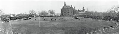 Georgetown Photograph - George Washington University Vs by Fred Schutz Collection