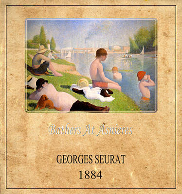 Photograph - Georges Seurat 1 by Andrew Fare