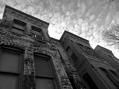 Photograph - Georgetown - Prospect Street 1 by Richard Reeve