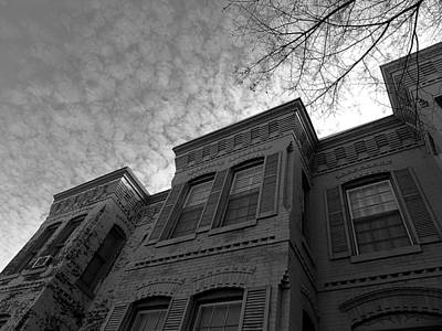 Photograph - Georgetown - Prospect Street 2 by Richard Reeve