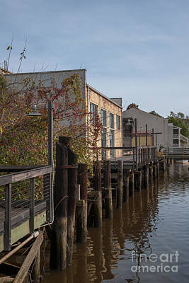 Photograph - Georgetown Docks by Dale Powell