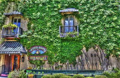 Photograph - Georgetown Resturant by Dale Powell