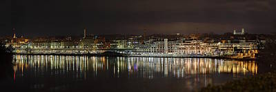 Photograph - Georgetown Waterfront by Metro DC Photography