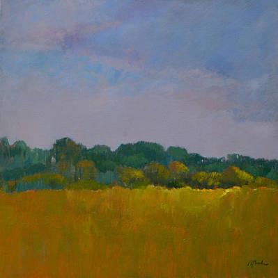 Georgia Red Clay Painting - Georgia Landscape by Rhonda Brooks