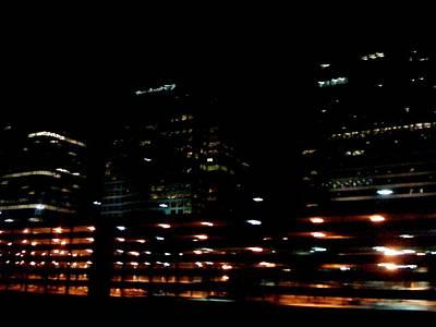 Photograph - Georgia Lights by Robin Lewis