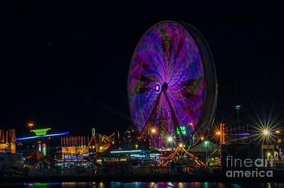 Photograph - Georgia State Fair 2014  2 by Donna Brown