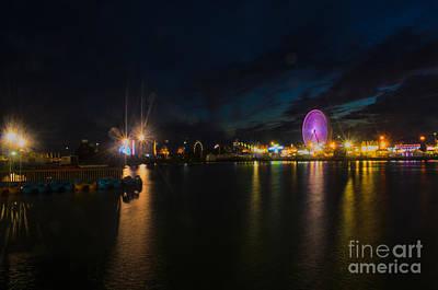 Photograph - Georgia State Fair 2014  3 by Donna Brown