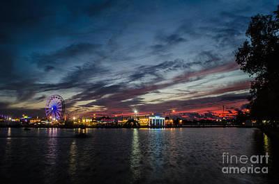 Photograph - Georgia State Fair 2014  4 by Donna Brown