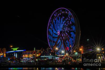 Photograph - Georgia State Fair 2014 by Donna Brown
