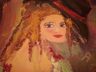 Georgiana Art Print by Judith Desrosiers