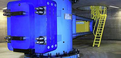 Earthquake Photograph - Geotechnical Centrifuge by Dirk Wiersma