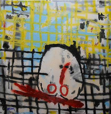Baselitz Painting - Gep by Gh FiLben
