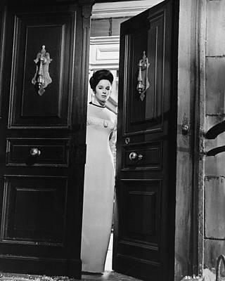 Chaplin Photograph - Geraldine Chaplin by Silver Screen