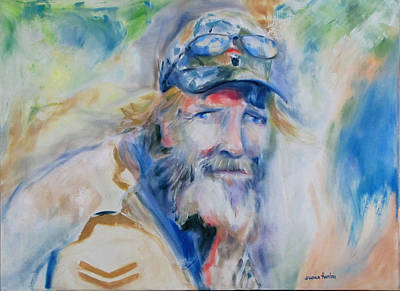 Painting - Gerard by Susan Hanlon